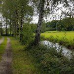 Wege rund um die Seen
